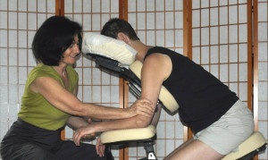 OnSite Seated Massage